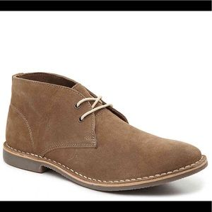 Red Tape Men's Suede Boots (New)